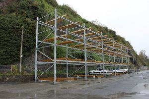 Dry Stack Racking