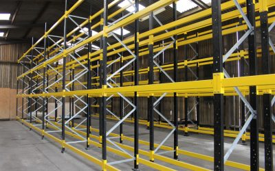 Structural Pallet Racking – Covers