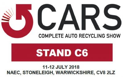 We are exhibiting at cars 2018