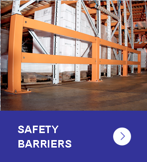 Safety Barriers button