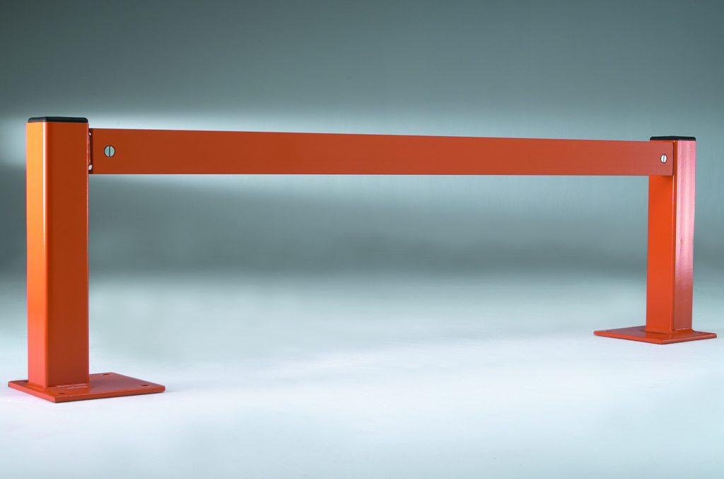 single channel medium duty steel barrier